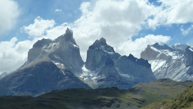 Patagonian Landscape 07 by fuguestock