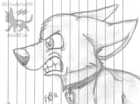 Bolt's Angry by BOLTsTrueNo1FanEVER