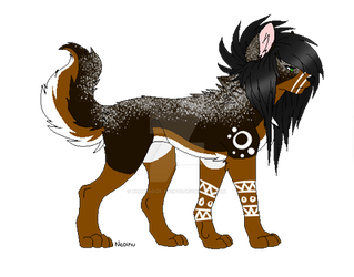 Scene Wolf Adopt (closed) by Rhapsodize-Adopts