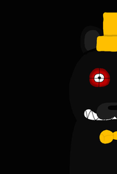 He's watching by fnafgarbage