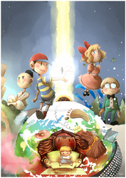 Earthbound by Sony-Shock