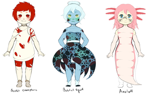 Sea Adopts [2/3 OPEN] by bunny500