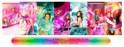 MINI PACK PSD / PREMIUM by turnlastsong