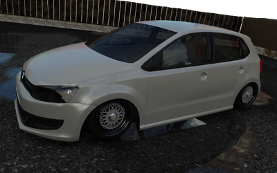 VW Polo 03 by Astros