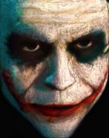 Why so serious? by Art-by-Jilani