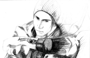 Delsin Infamous Secound Son by HecTech