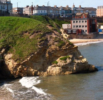 Whitley Bay Outcrop by Ever-Winter-Dreams