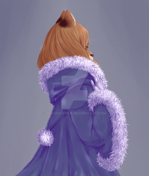 A Cat's Winter Coat by Shadowstar