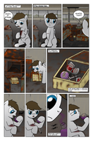 Fallout Equestria: Grounded page 14 by BoyAmongClouds