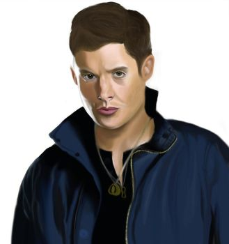 Dean Winchester- Supernatural by ta11y16lupus