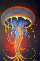 Atomic Jellyfish by ChristianCompton