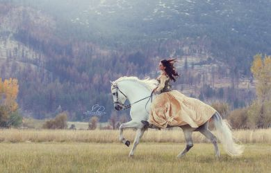 she's living fairytales... by SamanthaDawn1