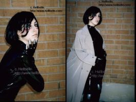 Me--Gally Cosplay by HellBelle