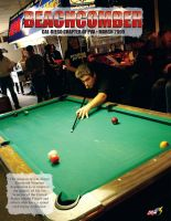 March 2009 newsletter cover by alpha-dragon