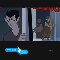 RUNNING MAN page 11 by L-James