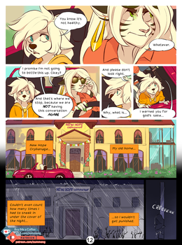 Welcome to New Dawn pg. 12. by Zummeng