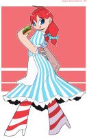 Wendy's by Whygena