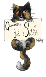 Characters For Sale, Free, OTA, Points, ect, OPEN by TheLadyRaincloud