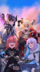 Gabriel Dropout x Overwatch // Commission by SteamyTomato