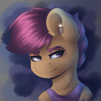 Scoots by Spirit-Dude