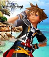 Sora MMD Model-Art Test by KnoxOneBack