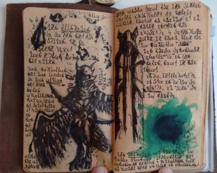 Data Crystals, Matriarchs and Grenth (Diary 13) by Dr4wner