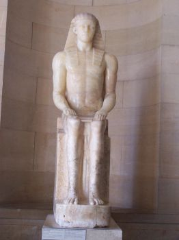 Egyptian Man by SquedeStock