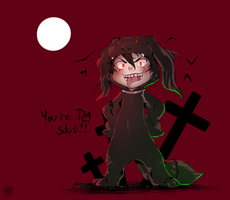 Hellsing: I'm a Dog by chickenoverlord