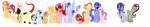 Taking offers on my MLP next gen! by Lost-adoptables