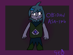 Obsidian Design by TophatGeo
