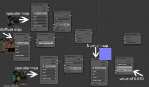 Blender node setup update by DragonLord720