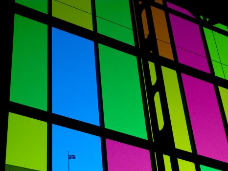 Stained Glass by zedkhov