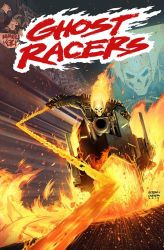 Ghost Racers Cover by artbycarlos