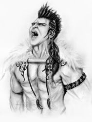 Arsames, The Mad One - Lost Infernal by ShonnaWhite