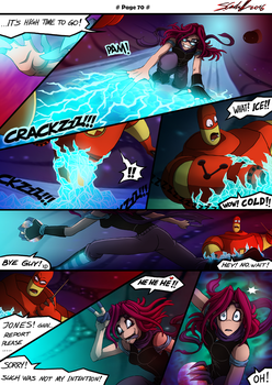 P.U. - Adventure Page 70 by Hevimell