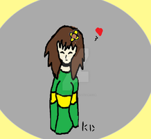 Chara by KathrineDavis