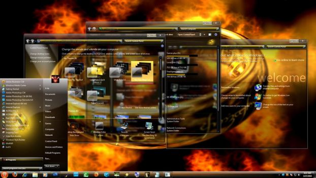 The One Ring 7 theme by X-ile2010