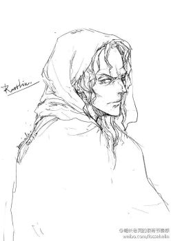 Raistlin by Sylleinseriin