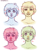 Expression Study by wick-y