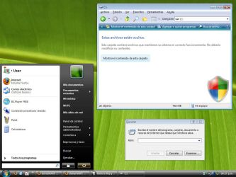 Windows 7 1.1 VS for XP by leosss