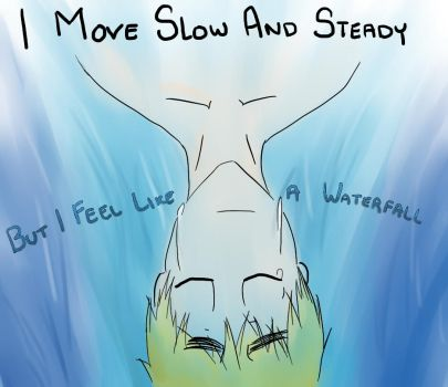 Slow And Steady by girlyanimegal