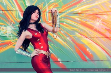 Wonder Girl [Donna Troy] - Teen Titans - DC Comics by FioreSofen