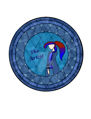 Stained Glass Artist - Creepypasta by Ghoulpony
