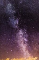 Milky way on the way ! by YgsenddPhoto