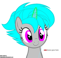 ''How do I look?'' - MLP base *READ THE RULES* by AngelCakeCA