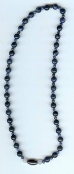 Sodalite Prayer Beads by shetakaey