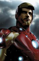 New Iron Man by JPRart