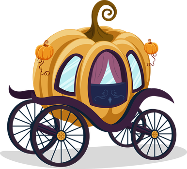 Fableicious 08: Pumpkin Carriage by chuunin7