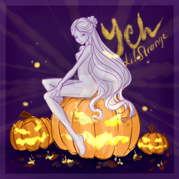[Close] Halloween YCH auction by LifStrange