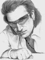 Bono by Drawing-You-In
